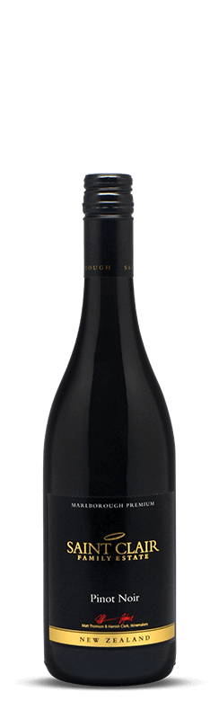Saint Clair Estate Pinot Noir