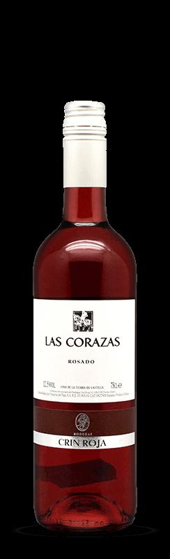 Las Corazas Tempranillo Rosado