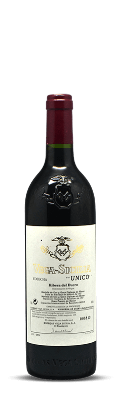 Vega Sicilia Unico