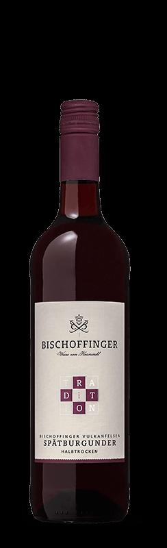 Bischoffinger Tradition - Spätburgunder halbtrocken