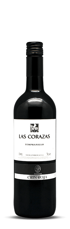 Las Corazas Tempranillo Roble