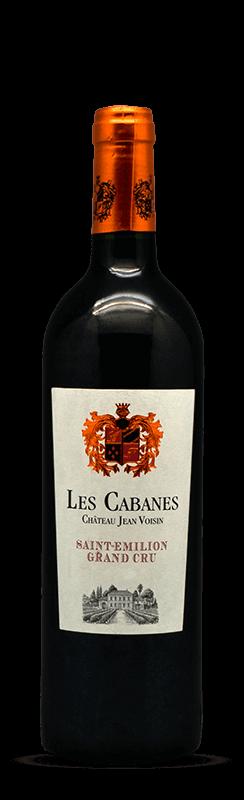 Les Cabanes du Chateau Jean Voisin