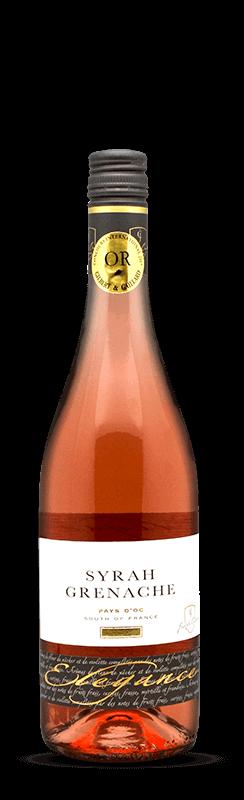 Castan Elegance Syrah Grenache Rosé